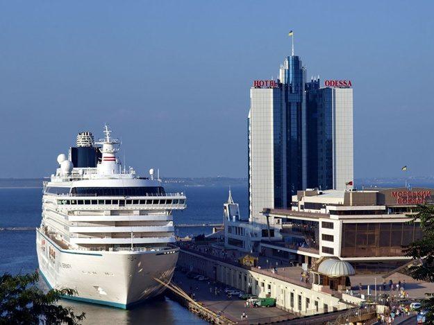В 2020 году в Одесский порт зайдет 11 круизных лайнеров