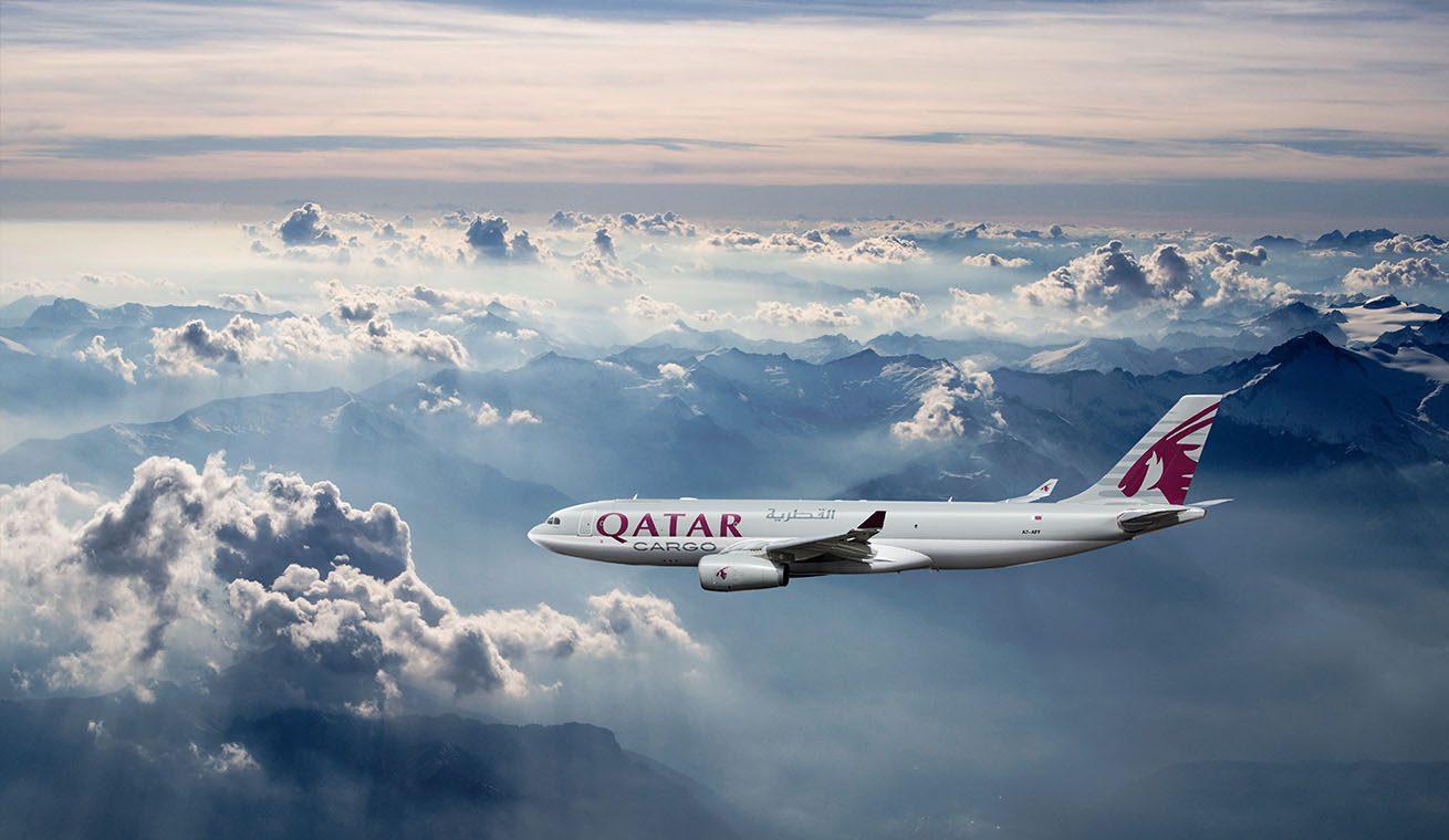 Дальнемагистральный самолет на рейсах Qatar Airways