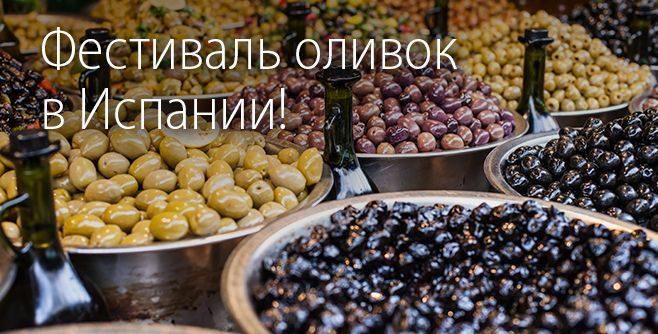 Фестиваль оливок и оливкового масла