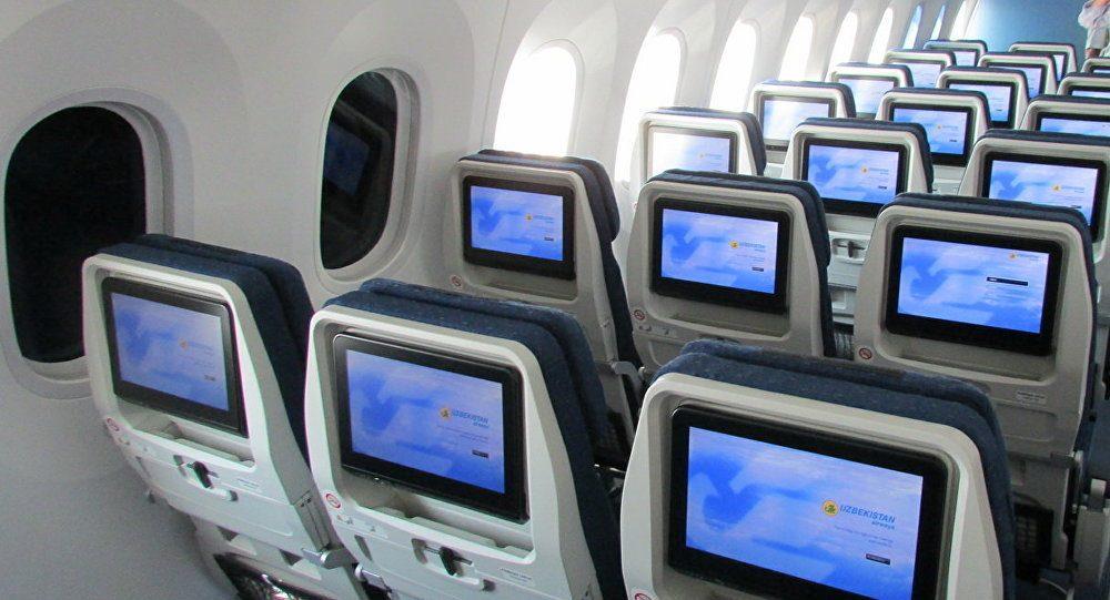 Uzbekistan Airways оснастит самолеты доступом в интернет в полете