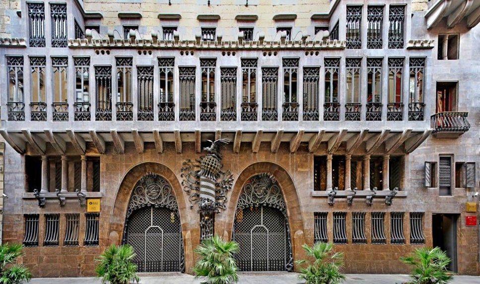 Дворец Гуэль в Барселоне полностью открыли для туристов